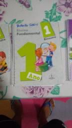 Livro do 1° ano Escola Adventista