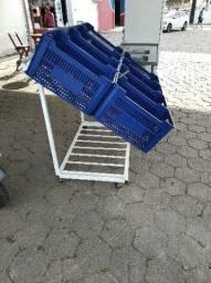 Fruteira/balcões/cestos/caixas multi-uso