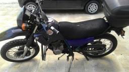 Moto nx Honda 200 cilindrada, motor e documento ok!!!