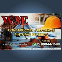 Construção Reformas e Pinturas em Geral