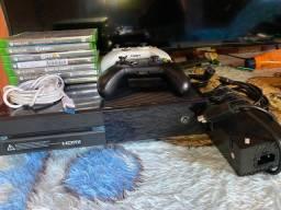 Vendo Xbox one novinho