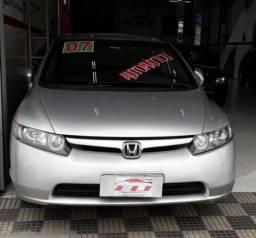 Honda Civic Sedan LXS 1.8/1.8 Flex 16V Aut. 4p 2006/2007
