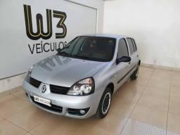CLIO 2006/2006 1.0 AUTHENTIQUE 16V HI-FLEX 4P MANUAL