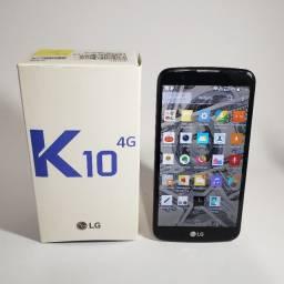 Celular LG K10   16gb   Novinho e Completo
