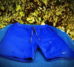Bermuda moletom Nike