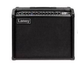 Amplificador Laney Lv 200 Pré-valvulado Para Guitarra 65w