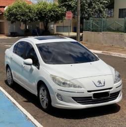 Peugeot 408 Griffe 1.6 THP (aut) Branco