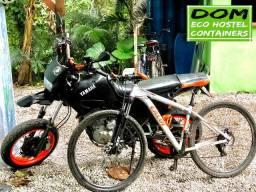 Bike Caloi 29 Explorer com Acessórios