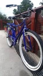 Bicicleta Barra forte semi nova