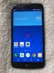 LG K10 - Aceito cartão de crédito