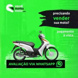 Compramos sua moto a vista em até 30 minutos com a melhor avaliação do mercado!