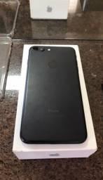 iPhone 7plus 32gb preto - Anápolis