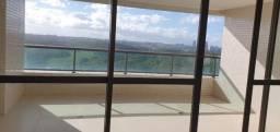 Parque Tropical - Vista Mar apto 4 Suítes mais dependênca Cond Clube