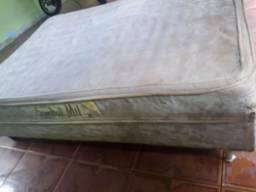 cama usada box de mola
