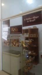 Vendo franquia de loja de chocolates