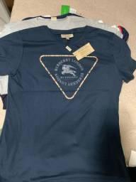 Camisas Burberry g gg ggg diferenciadas