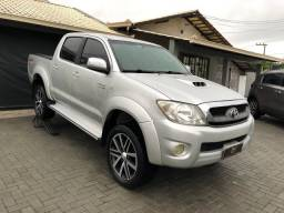 Toyota Hilux 2009 SRV 4x4 Diesel Automatica