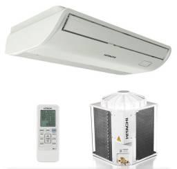 Ar Condicionado Hitachi 48000 btus quente/frio(OPORTUNIDADE)