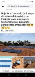 Energia solar forovoltaico