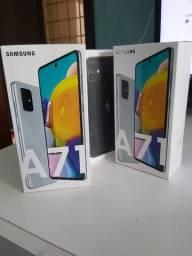 Samsung Galaxy A71 128GB (Novo Lacrado) Retirada em Divinopolis MG