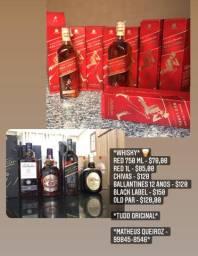 Vendo whisky original