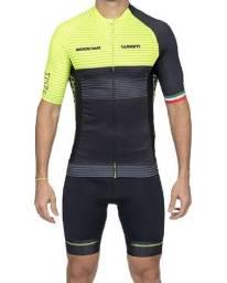 Camiseta Ciclismo Supreme Modena Verde Woom