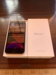 IPhone 7 32GB Celular Impecável! Funcionando Tudo! Aceito Proposta Pra Hoje