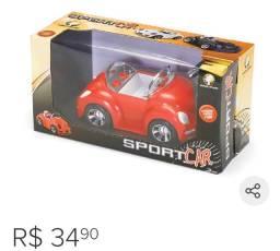 Carrinho fusca Sport car