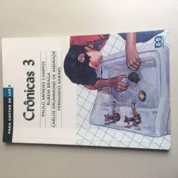 Livro crônicas 3