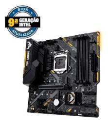 Placa-mãe Asus P/ Intel Lga 1151 Tuf B360m-plus Gaming/br
