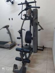 Estação da musculação