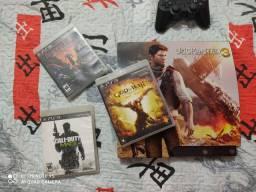 PS3 250gb vários jogos liberados
