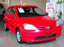 Toyota Etios HB X 2014 1.3 Completo