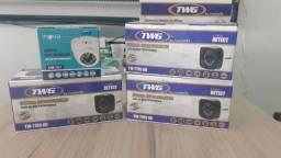Kit 4 Câmeras mais DVR 4 canais