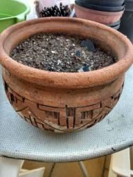 vaso pequeno de marajoara