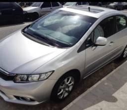 Honda Civic EXR com teto automatico