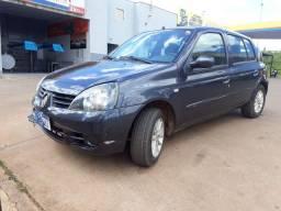 Clio hatch 2006 Exp HiFlex 4p ,Mecânica impecável, 2020 pago Dut em Branco
