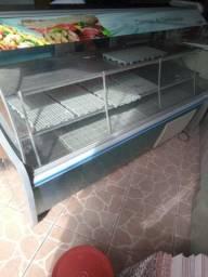 Freezer de carnes e derivados