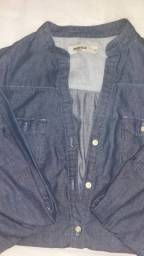 Vestido jeans novo MARISA