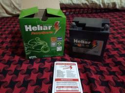 Bateria para moto Heliar Nova