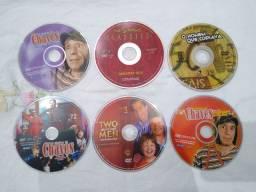 DVD's diversos séries e filmes