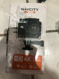 Título do anúncio: Câmera NAVCITY NG200W (nunca usada)