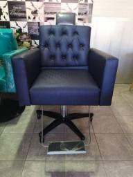 Cadeira de barbeiro NOVA.