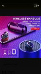 Fone de ouvido Bluetooth - Beakeey B5