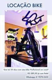 Aluguel/Locação de bike