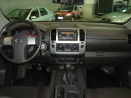 Nissan Frontier 2.5 SE 4x4 16V CD Turbo  2012 Preto