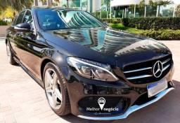 Título do anúncio: Mercedes-Benz C-250 Sport 2.0 16v 211cv Aut. Preta