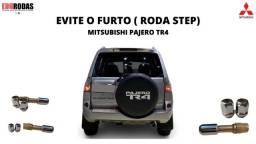 Mitsubishi Pajero Tr4 Kit Antifurto ( Proteja De Furto Seu Estepe )