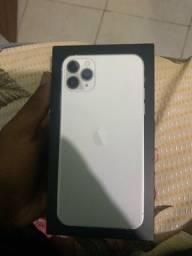 iPhone 11 Pro max 64gb aceito cartão