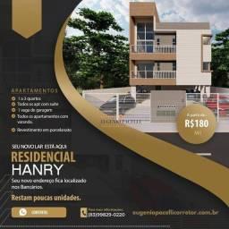 Título do anúncio: Apartamento com 2 quartos à venda, 51 m² por R$ 220.000 - Bancários - João Pessoa/PB